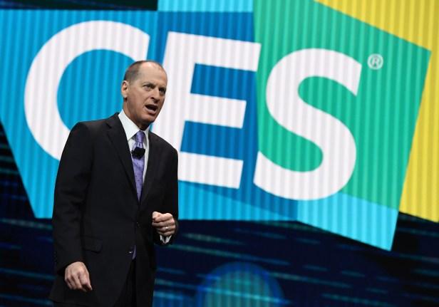 CES CEO