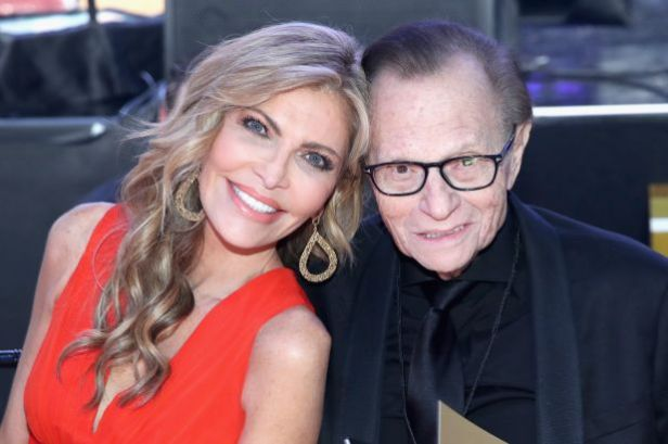 Larry King Shawn