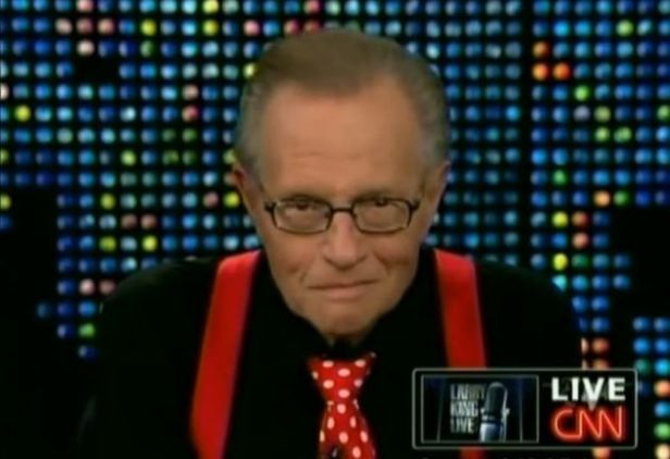 Larry-King live