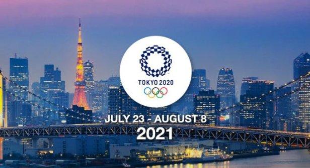 โตเกียวโอลิมปิก โลโก้
