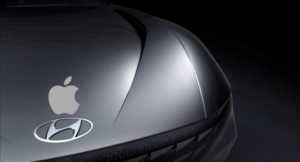Apple Hyundai EV 1