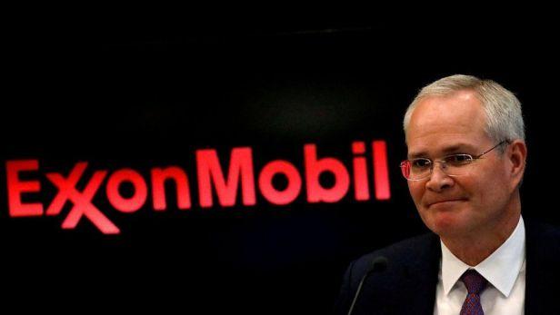 Darren Woods ExxonMobill