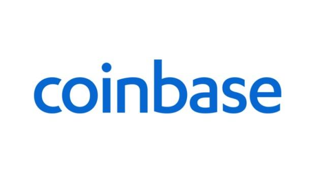 Coinbase logo Brain Armstrong
