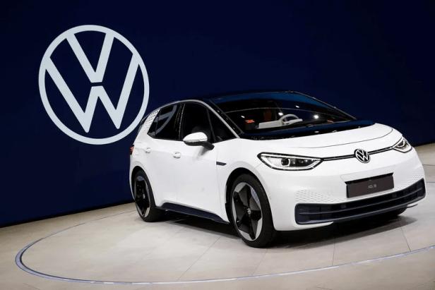 VW-ID3 Toyota