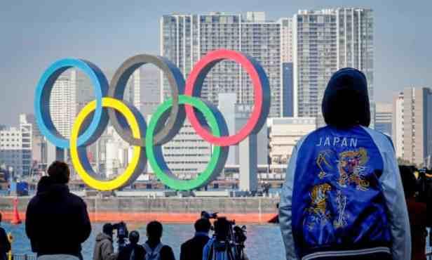 หน้าเปิด 1 โตเกียวโอลิมปืก