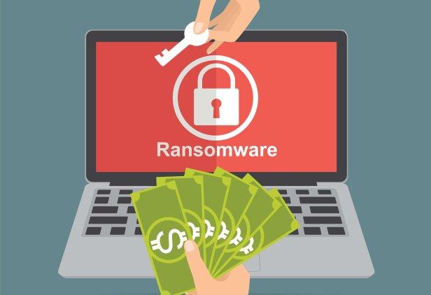 เกินครึ่่งยอมจ่าย Ransomware
