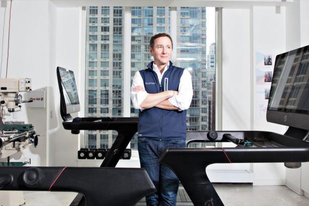 5 2012 Peloton CEO