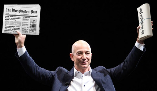 6 Bezos Washington Post