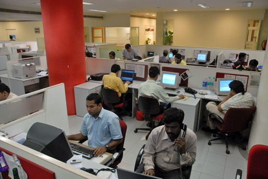 Outsource เบอร์ 1 อินเดียโควิด
