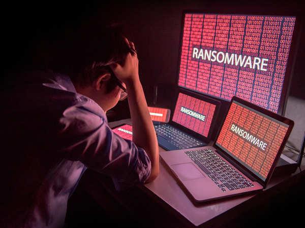 Ransomeware หน้าเปิด 2