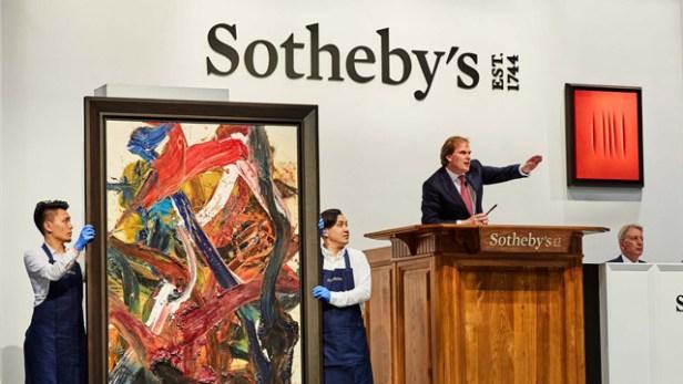 Sothebys bitcoin