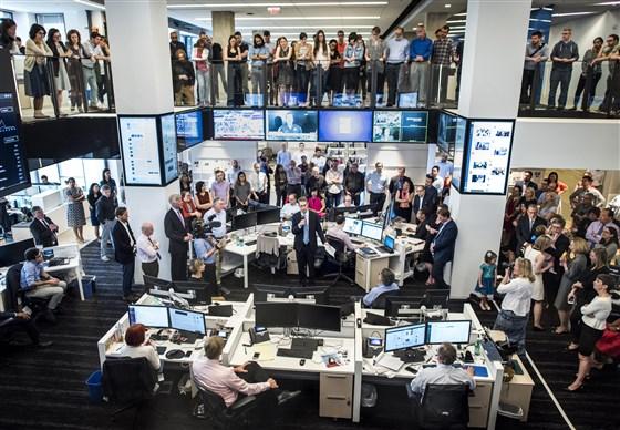 Washington post News Room