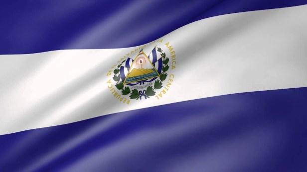 ธง เอล ซัลวาดอร์