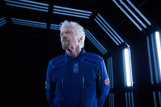 Virgin Galactic 2 Branson