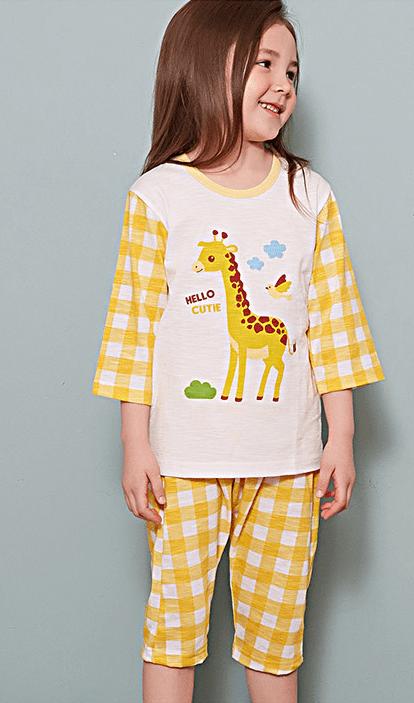 Olomimi Hello Cutie Kid Pyjamas
