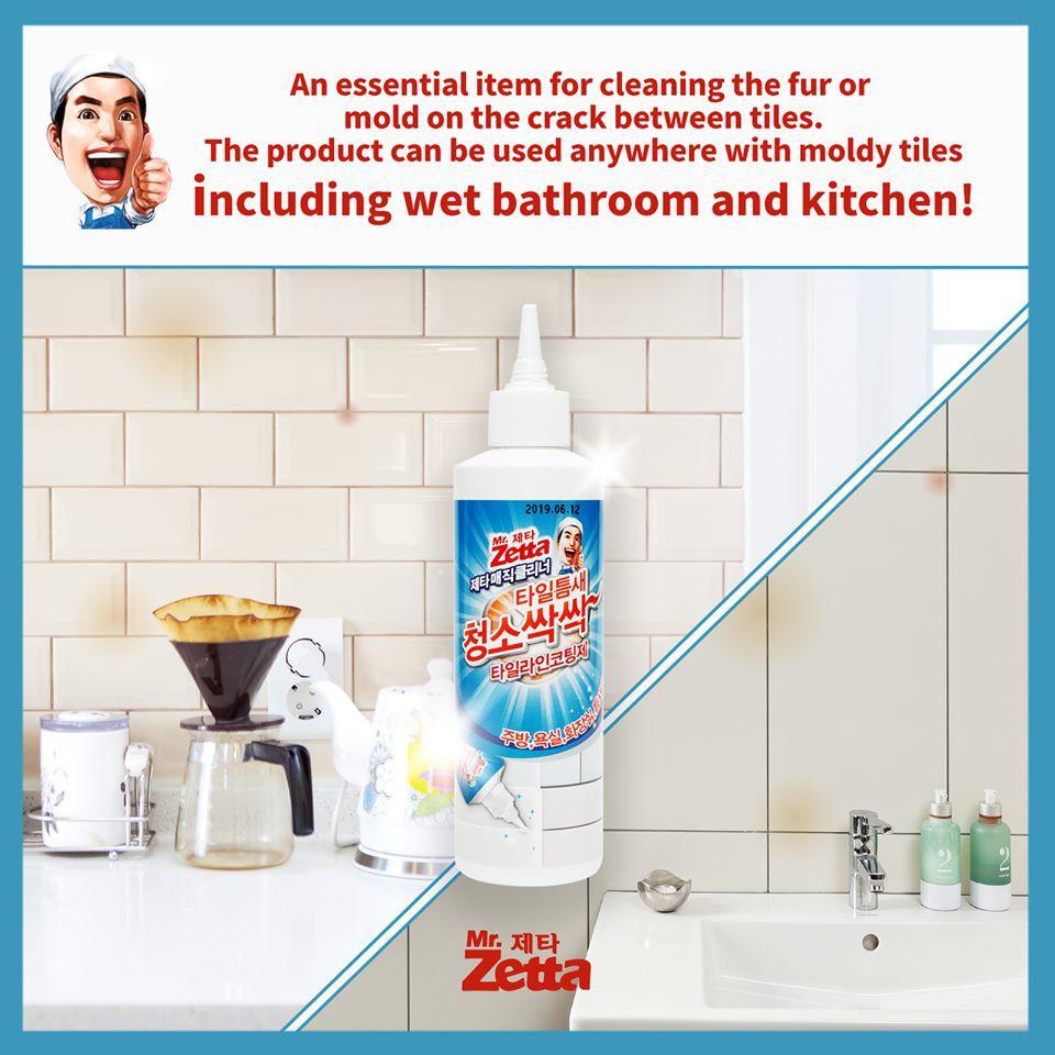 Mr. Zetta Tile Gap Cleaner