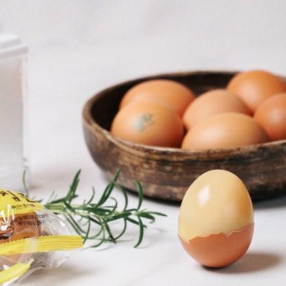 ACHIM hard boiled egg