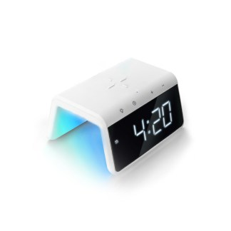 actto wireless charger and clock