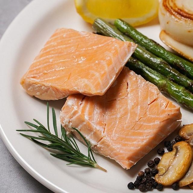 achim salmon steak
