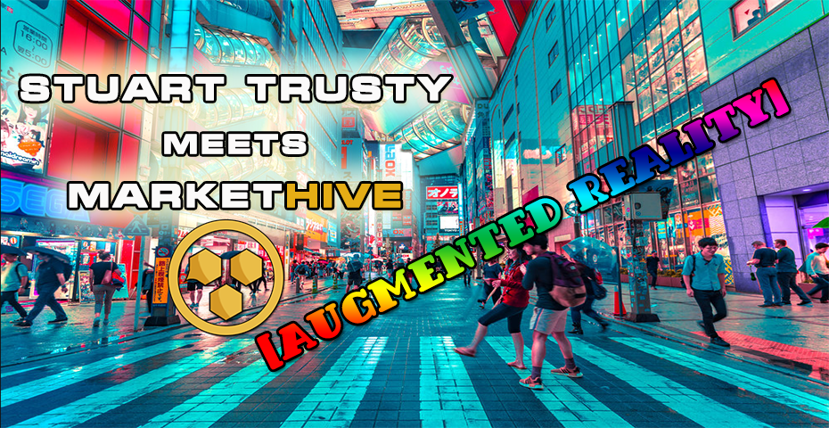 Stuart Trusty And Augmented Reality Meets Markethive 1