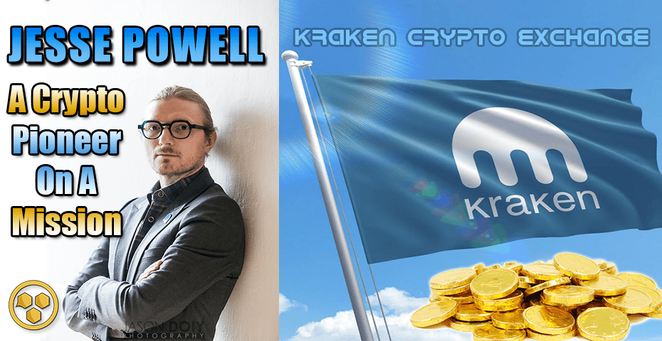 JESSE POWELL - Crypto Pioneer On A Mission 1