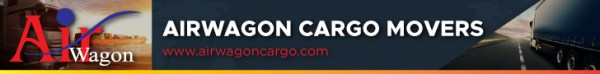 Airwagon Cargo Movers Kenya Banner