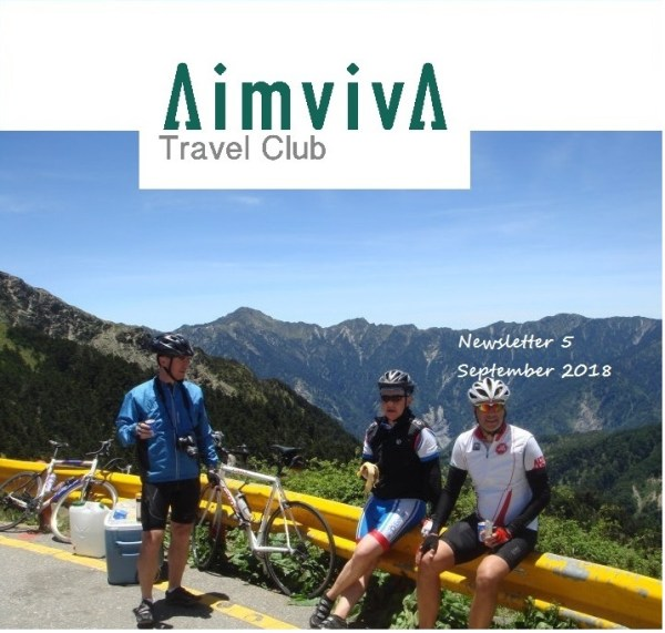Aimviva Newsletter 5 September 2018