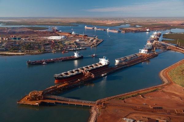 Australia Clears Iron Ore Ports