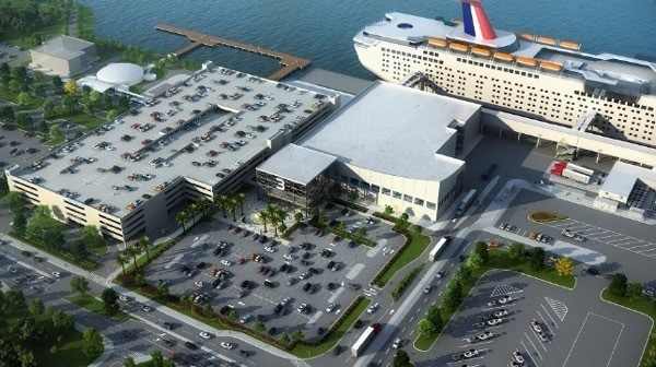 Port Canaveral Awards $109M in Contracts for New Cruise Terminal