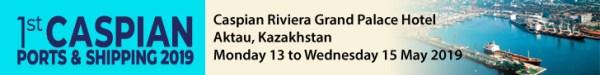 1st Caspian Event