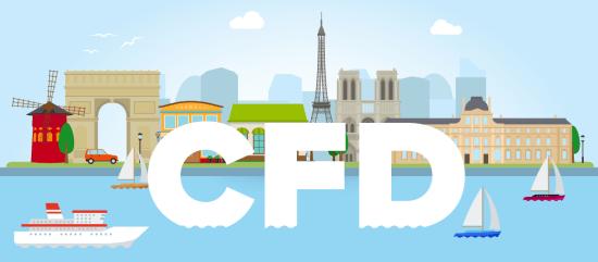 Criptografias CFDs na França
