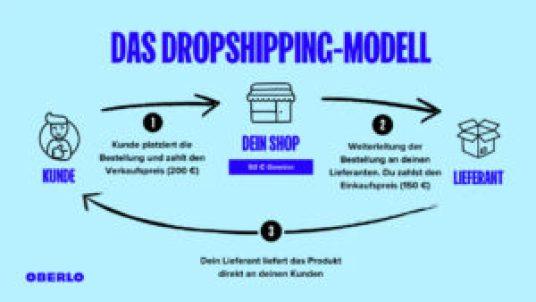 Einblick in die Dropshipping University