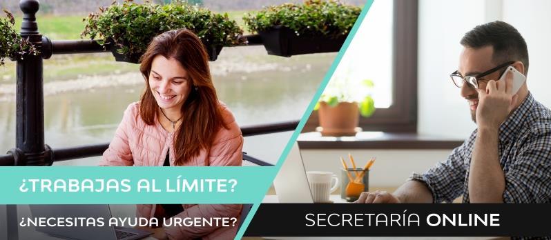 secretaria online ayuda