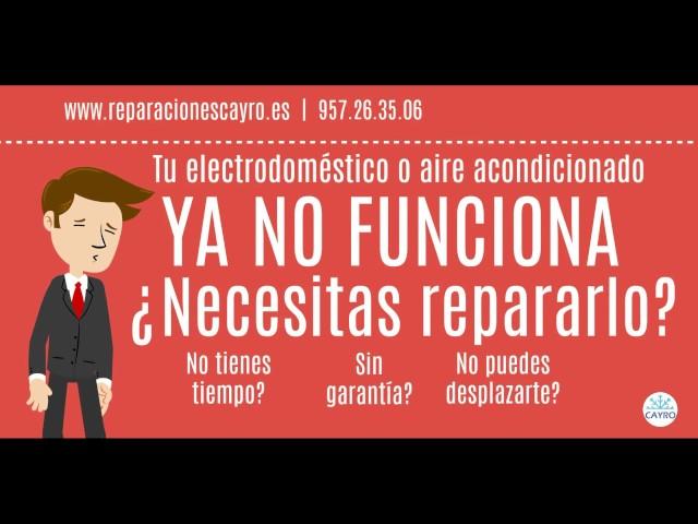 reaparacion electrodomesticos