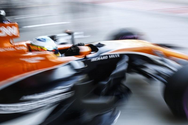 F1 - McLaren annonce un accord technique avec Airgain