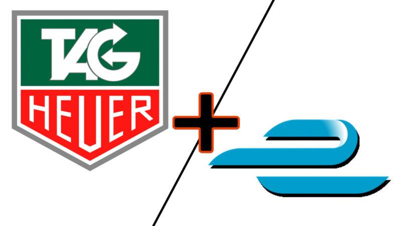 Formule E TAG Heuer partenariat