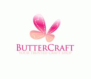 53 Beautiful Butterfly Logo Ideas