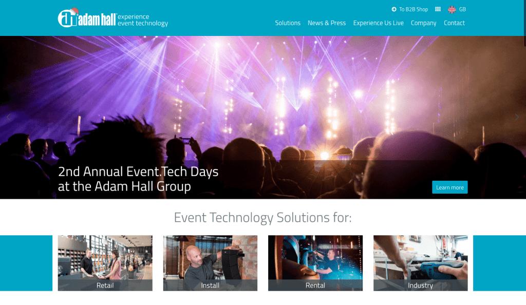 Group Website