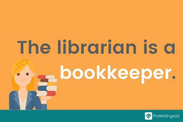 librarian pun