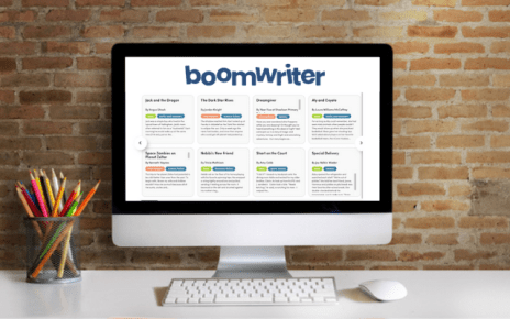 A Teacher's Review of BoomWriter: Software Features to Inspire Your Class in Remote Writing Lessons
