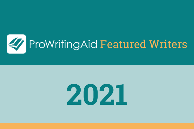 cover: ProWritingAid Featured Writers 2021
