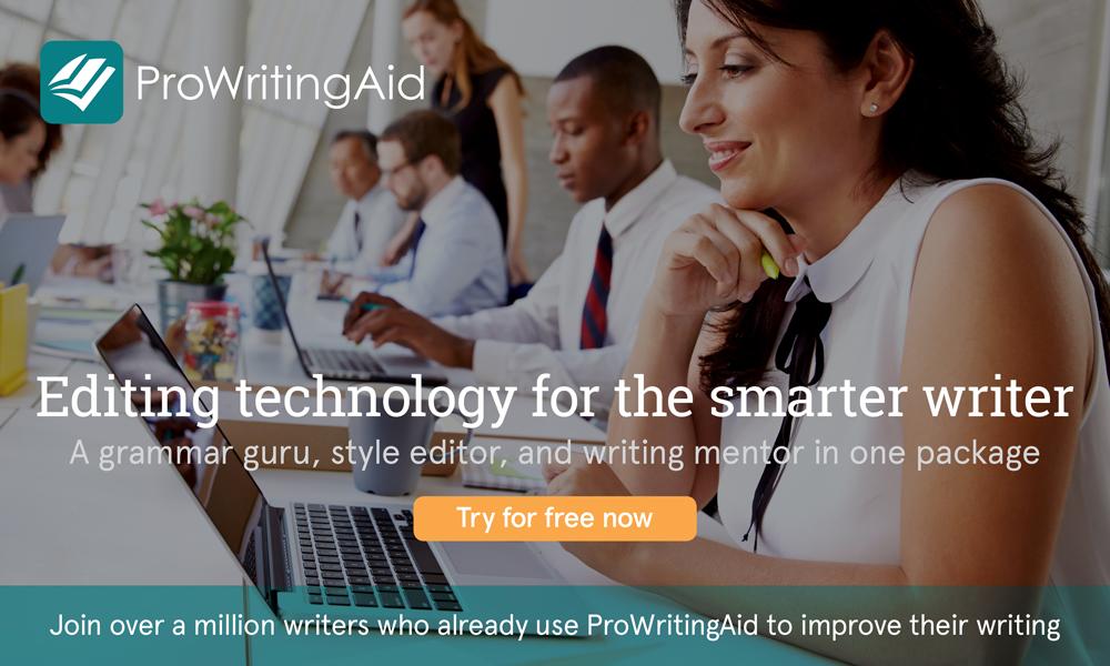 ProWritingAid Ad