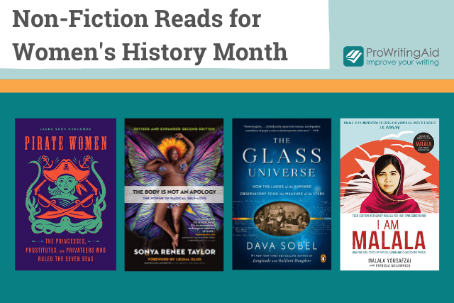 four non-fiction reads for women's history month