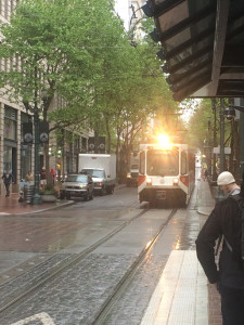 Portland MAX