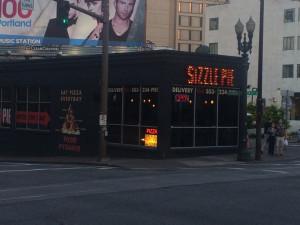 Portland Sizzle Pie
