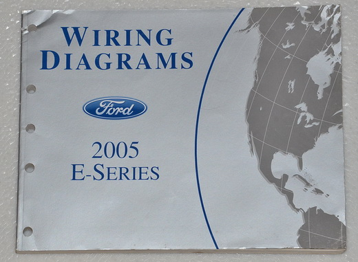 2005 Ford E150 Wiring Diagram