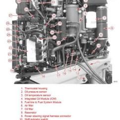 Mercury Optimax Wiring Diagram 1999 Gmc Jimmy Radio Verado 4-stroke 200 225 250 275 Outboard Factory Service Manual Cd-rom - Repair ...