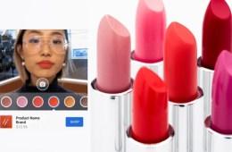 Realidad aumentada para probarte maquillaje: la nueva apuesta de YouTube por las experiencias inmersivas