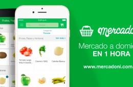 startup Mercadoni inversión