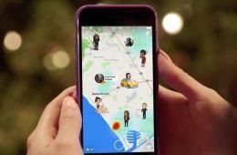 Cómo funciona Snap Map